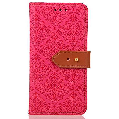 Protective Case Cover for iPhone X,iPhone X Coque PU Leather,iPhone X Neo Case,Hpory élégant Retro PU Cuir Cover Case Book Style Folio Flip Up Stand Fonction Support PU Leather Walllet Case with Credi 3#