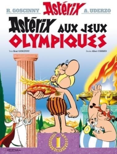 Astérix - Astérix aux jeux olympiques - n°12 par René Goscinny