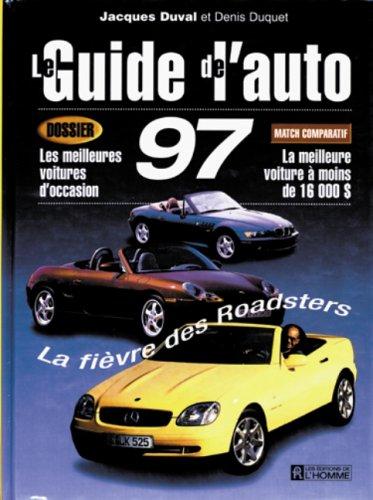 Le guide de l'auto 97