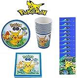 Pokemon Geburtstag Kit 10 Personen