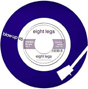 Eight Legs/Can't Slow Down
