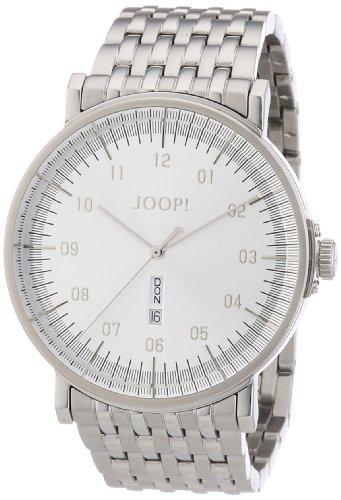 Joop - JP100821F06 - Montre Homme - Quartz Analogique - Bracelet Acier Inoxydable Argent