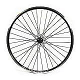 Wilkinson Wheels Roue vélo arrière Double Hybride à relâchement Rapide 700c Noir Noir 700 C