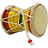 Trading dukan Indian Musical Instruments Damaru Meditation Kirtan Shiv Damroo Percussion