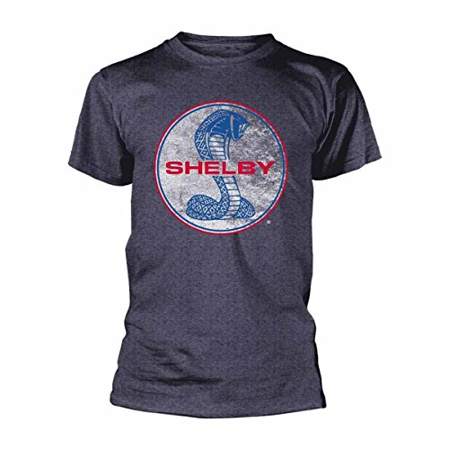 Cobra-logo-t-shirt (SHELBY COBRA LOGO (NAVY)TS)