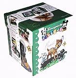 bambi avec 4 cubes de jeux et 1 cadre photo