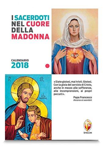 Calendario da muro 2018 Shalom - 29x42