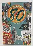 Geburtstagsgrusskarte für Männer zum 80. Geburtstag, mit Geburtsjahr 1938.
