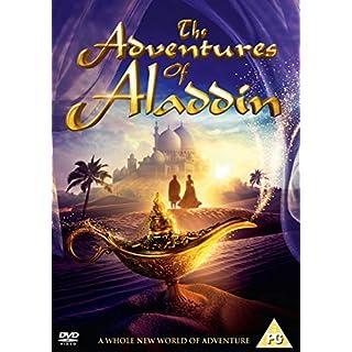 The Adventures of Aladdin [DVD]