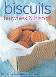 Biscuits, brownies & biscotti