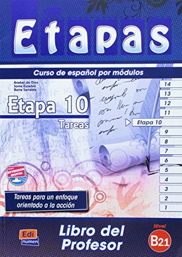 Etapa 10. Tareas - Libro del profesor (Etapas) por Berta Serralde Vizuete