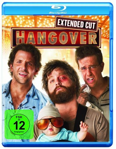 Hangover - Extended Cut  (inkl. Digital Copy) [Blu-ray]