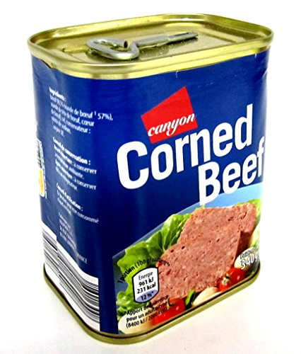 Corned Beef Canyon aus Frankreich 340 g