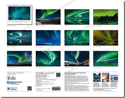 Aurora Borealis - Faszinierendes Nordlicht: Original Stürtz-Kalender 2020 - Großformat-Kalender 60 x 48 cm: Alle Infos bei Amazon