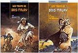 LES TOURS DE BOIS-MAURY TOMES 1 ET 2 : BABETTE, ELOISE DE MONTGRI AVEC REVUE