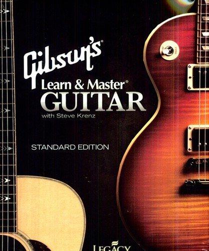 Gibson's Learn & Master Guitar ( +10 DVDs + 5 Jam-Along CDs )