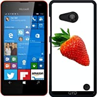 Custodia per Microsoft Lumia 550 - Fragola by