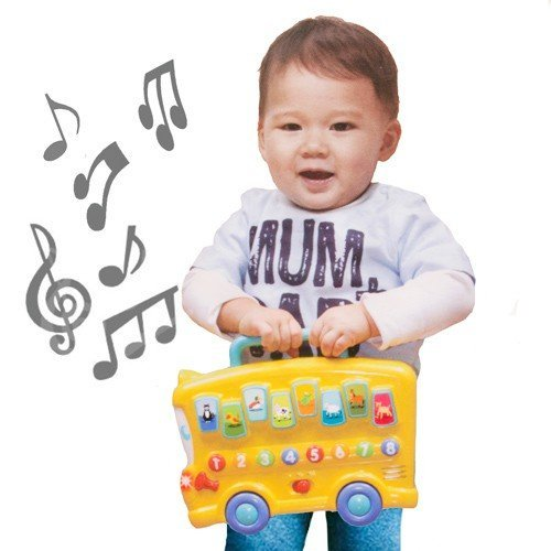 Bus Musical Éducatif (Musical-bus Spielzeug)