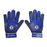 Chelsea FC officiel - Gants de gardien de but - football - pour enfant - Garçon : 5-10 ans