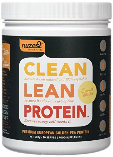 Nuzest Smooth Vanilla Clean Lean Protein – 20 servings
