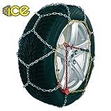 ICE KN-120-09 Schneekette Metallic Auto, Größe 120