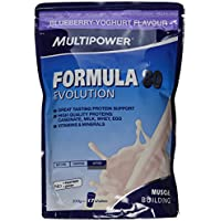 Multipower Formula 80 Evolution, Blueberry-Yoghurt, 510 g