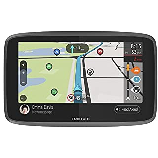TomTom GO Camper Sat Nav, 6 Inch with Updates Via Wi-Fi, Camper and Caravan POIs, Worldwide Lifetime Maps, TomTom Road Trips (B07BQ22FHW) | Amazon Products