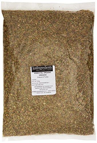 JustIngredients Essentials Organic Oregano 500 g
