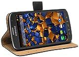 Mumbi Etui Cuir Samsung Galaxy S4 Active en Book Style - Etui à Clapet Portefeuille...