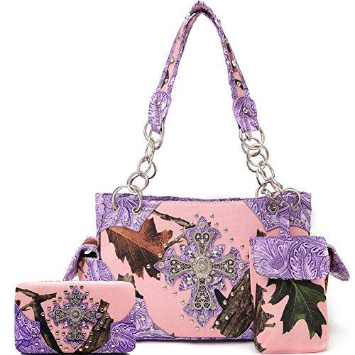 blancho-biancheria-da-letto-delle-donne-foglie-elfi-cb-s-2-cuoio-bag-set-elegante-portafoglio-hanbag