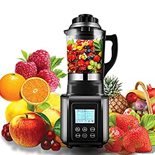 Juicer Slow Masticating Juicer Extractor, Cold Press Juicer Machine,Juice, Milks Shake, Ice Cream, with Juice Jug and Brush to Clean Conveniently, High Nutrient Fruit and Vegetable Juice (Silver)