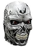 Máscara Deluxe Terminator Génesis
