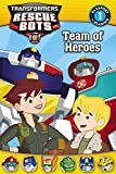 [(Transformers: Rescue Bots: Team of Heroes)] [By (author) Jennifer Fox] published on (September, 2014)