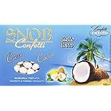 Snob - Confetti, Mandorla Tostata Ricoperta di Finissimo Cioccolato - 500 g