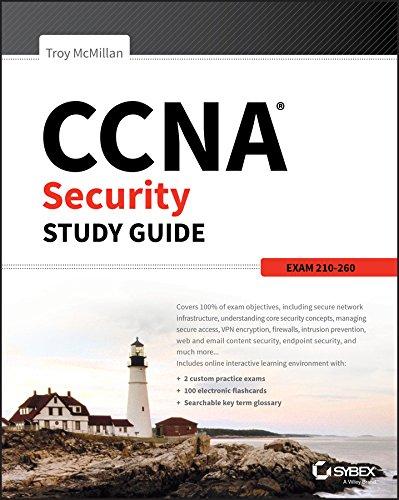 CCNA Security Study Guide: Exam 210-260 por Troy McMillan