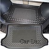 Car Lux - Alfombra Cubeta Protector Maletero para Toyota RAV4 desde 2006-