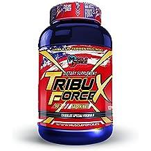 TRIBU - FORCE X TRIBULUS TERRESTRIS 120 Capsulas 90% Saponinas
