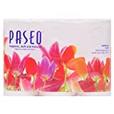 #10: Paseo Toilet Roll 6x1 Deco Embossed 220's 2ply