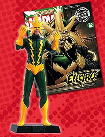 Marvel Figurine Collection #62 Electro (Die X-men Kostüme)