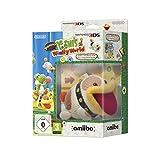 Poochy & Yoshi's Woolly World + amiibo - Nintendo 3DS [Importación italiana]