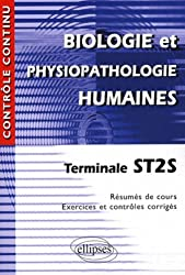 Biologie humaine et physiopathologie humaines, Terminale ST2S