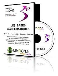 Les bases mathématiques en 3e : Soutien scolaire en vidéos - Maths brevet 3e