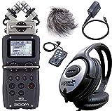 Zoom H5 Handy Recorder + APH-5 Zubehörset + KEEPDRUM Kopfhörer GRATIS!