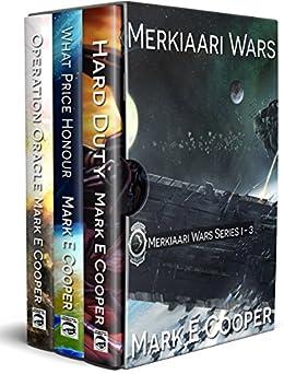 Merkiaari Wars Series: Books 1-3 (English Edition) par [Cooper, Mark E.]