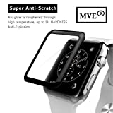 Best Iwatches - MVE®™ 3D 9H Tempered Glass For Apple Watch Review