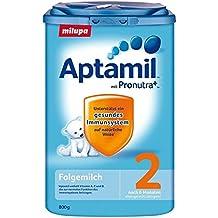 Aptamil 2 episodio leche con Pronutra, 10-pack (10 x 800g)