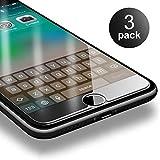 FayTun Schutzfolie für iPhone 7 iPhone 8, 3 Stück Panzerglas für iPhone 7 8-3D Touch Kompatibel, 9H Härte-Anti-Öl, Kratzer, Blasen und Fingerabdruck- Displayschutzfolie für iPhone 7 8 (4.7 Zoll)