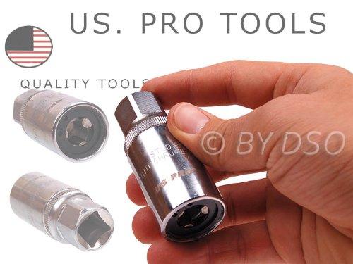 US Pro Professionelles 4 Teile Bolzen Extraktor Steckschlüssel Satz US1163 - 5