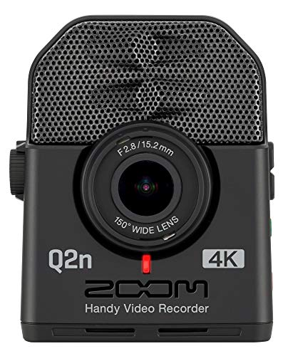 Zoom Q2n-4K Audio Video Recorder Zoom-video
