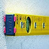 Stabila Messgeräte 16136 Wasserwaage 70 Electric / 120 cm -